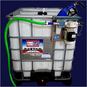 Eurodef IBC With Dispenser 1000 Ltr