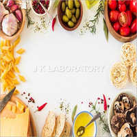 Food Test Laboratories Services