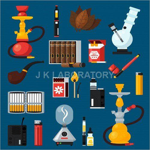 Nicotine Testing Services