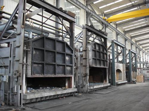 Continuous Forging Furnace