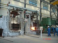 Continuous Forging Furnace