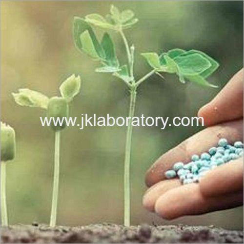 Organic Fertilizer Testing Services