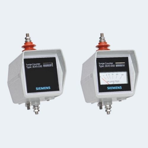 Siemens Analog Surge Counters Surge Arresters Air Insulated Switchgears