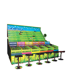 Single Shot Basketball Arcade Game