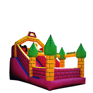 Char Minar Inflatable Jumper