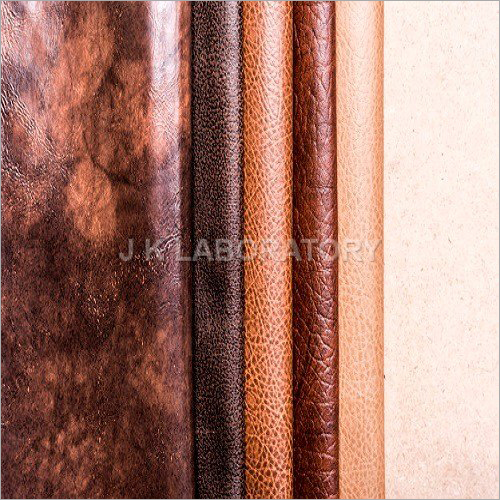 Leather Testing Services