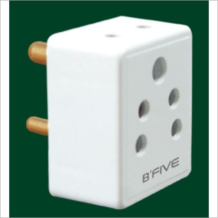 5 Pin Multi Plug (White)