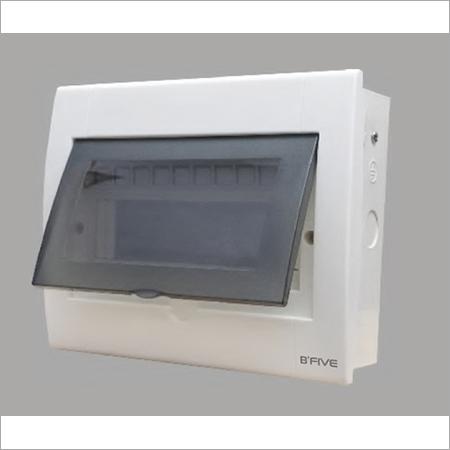 Metal Base Distribution Board (TPN)