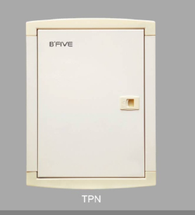Metal Distribution Board (Db) TPN