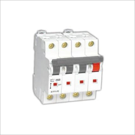 BSF-416 MCB Triple Pole Neutral