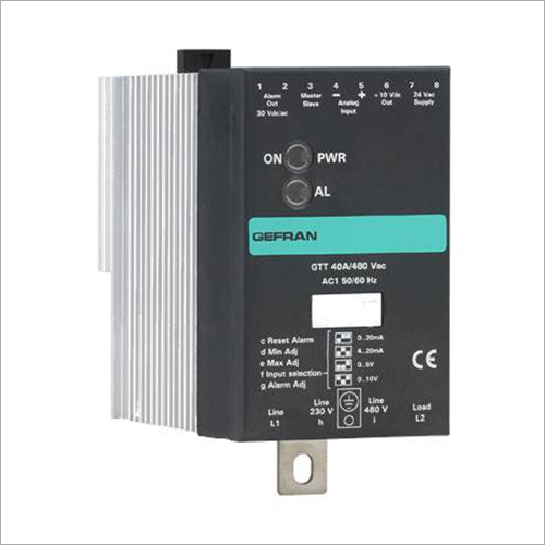 Single Phase Solid State Relay up to 120A