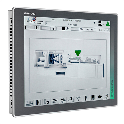 Integrated HMI LT Control Panel