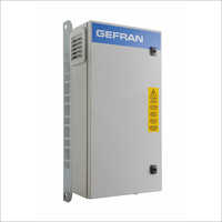 Field-Oriented Vector Inverter with IP54 Enclosure