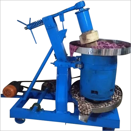 Wood Kani Oil Extraction Machine