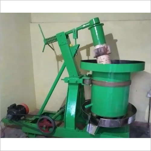 Stone Oil Extraction Machine