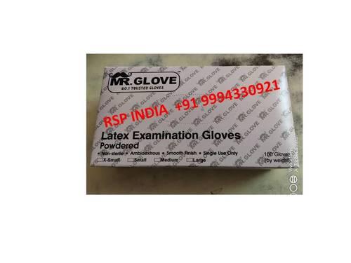 Mr. Glove Latex Examination Gloves