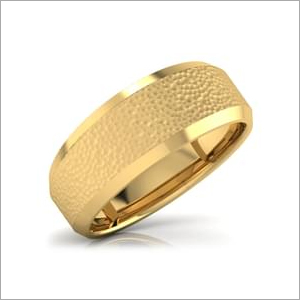 Gold Platinum Ring