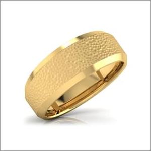 Gold Platinum Ring