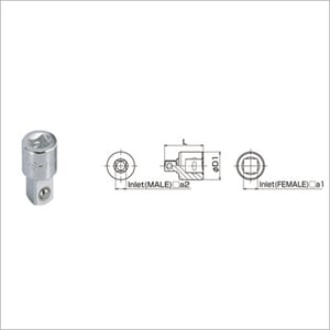 Adapter for hand tool