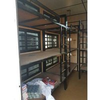 Modular Steel Bunk House