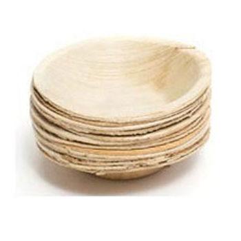 Areca Round Bowl