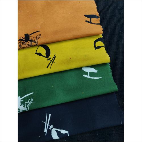 Object Printed Fabrics