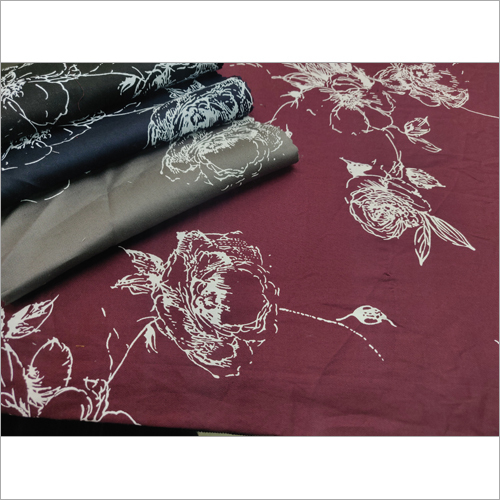 Oasis Printed Fabric
