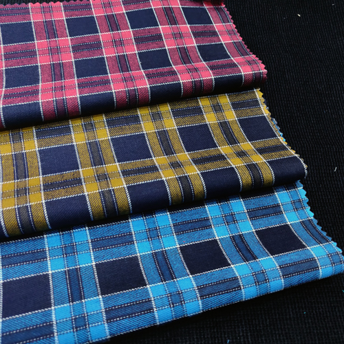 Yarn Dyed Checks Fabrics