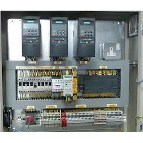 Power AC Drive Panel
