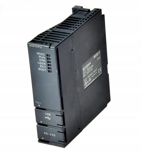 Mitsubishi MELSEC-Q Series Q02HCPU PLC Module