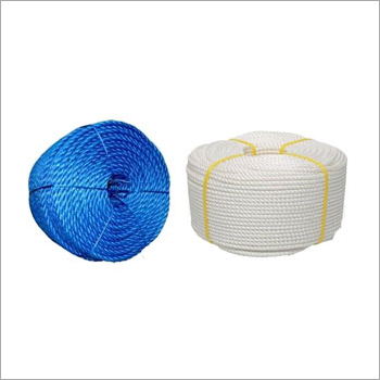 HDPE Twisted Ropes