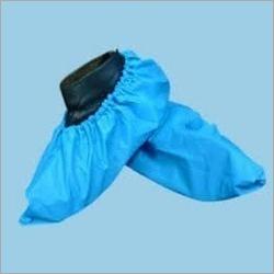Blue Non Woven Shoe Cover