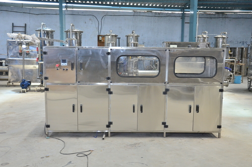 20 Liter Mineral Water Pet Jar Filling Machine