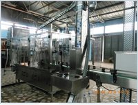 40-70 Bpm Mineral Water Bottel Filling Machine