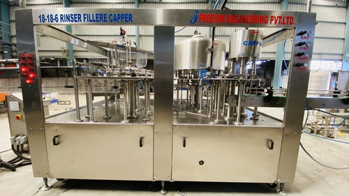 90-150 Bpm Mineral Water Bottel Filling Machine