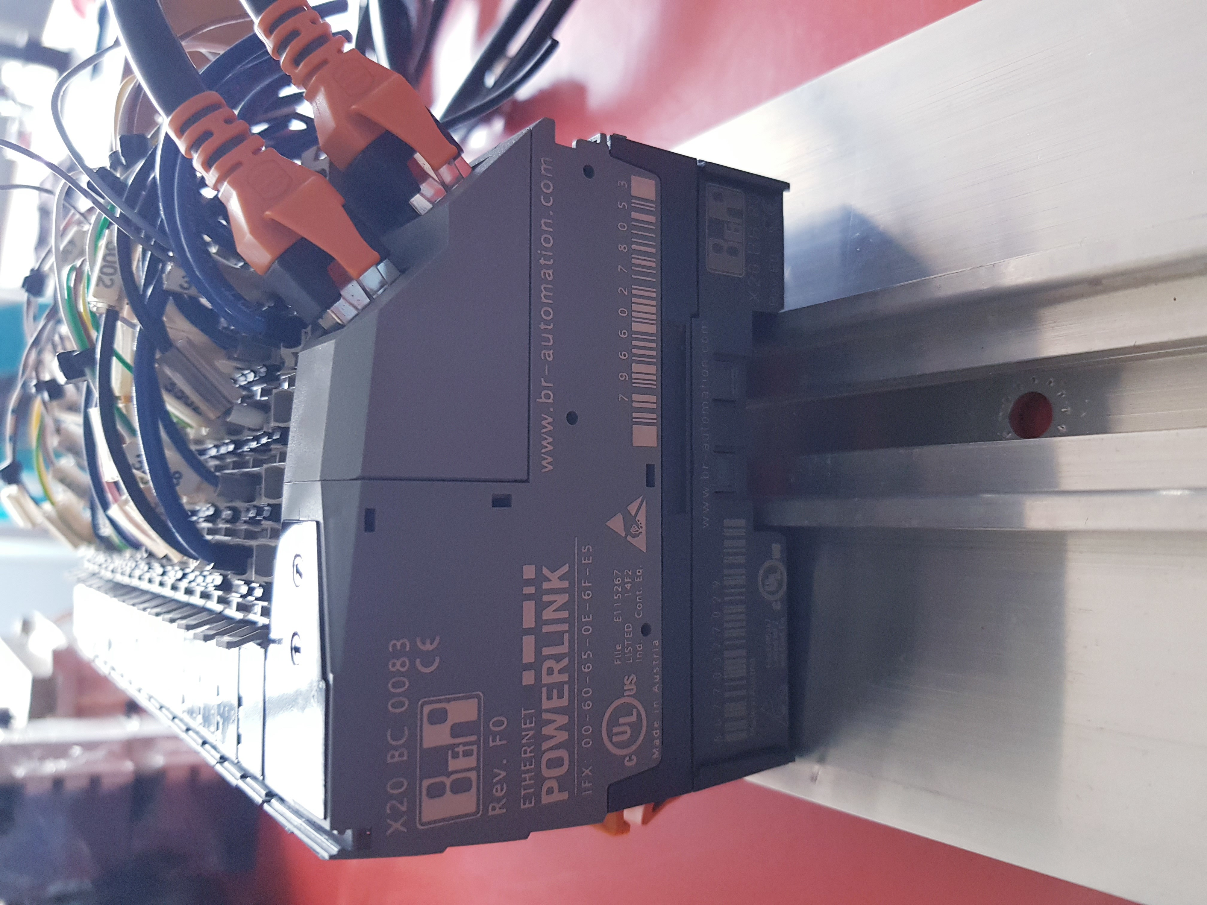 X20 BC 0083 PLC