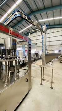30-50 Bpm Mineral Water Bottel Filling Machine