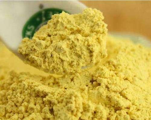 Brazilian Fresh Organic Broken Cell Rape Flower Bee Pollen Powder