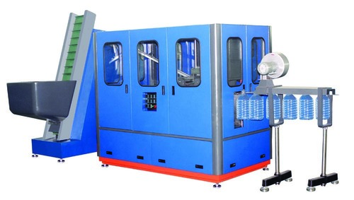 Fully Auto 2 Cavity Pet Blow Molding Machine