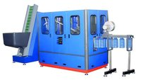 Fully Auto 2 Cavity Pet Blow Molding Machine