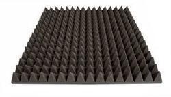 Red Polyurethane Acoustic Foam Grade CA117