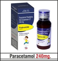 Paracetamol 240mg/5ml