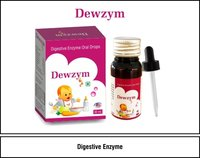 Fungal Diastase (1:800) 20mg + Caraway Oil  400mcg + Cinnamon Oil  200mcg + Cardamom Oil  400mcg + Papain  10mg