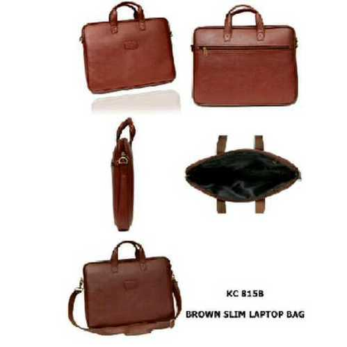 leather laptop sling bags