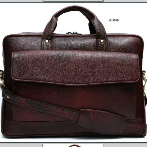 leather laptop office bags