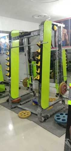 Counter Balance Smith Machine