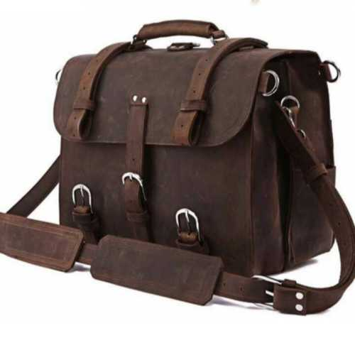 leather travel bag's