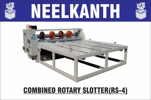Combined rotary slotter  (RS-4)