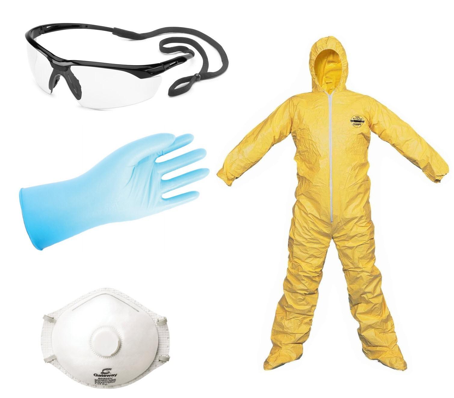 Personal Protective Kit (P.P.E) Kit