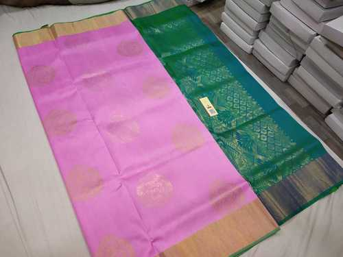Pure Butta Soft Silk Saree